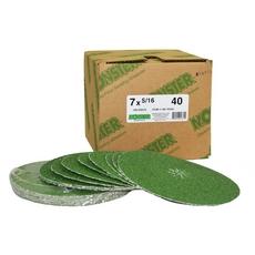100 Grit Monster Ceramic Paper Edger Discs