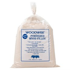 Woodwise Powdered White Oak Wood Filler