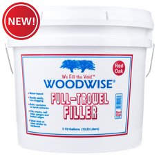 New! Woodwise Red Oak Full-Trowel Filler