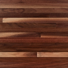 American Walnut Butcher Block Countertop 8ft 96in X