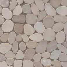 Mas River Pebble Stone Mosaic