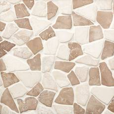 Solo River Pebble Mosaic