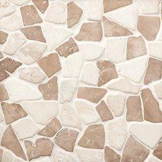Solo River Pebble Mosaic