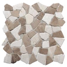 Solo River Pebblestone Mosaic