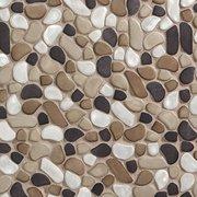 Metallico Moon Pebble Mosaic