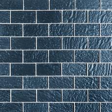 Midnight Blue Glass Tile