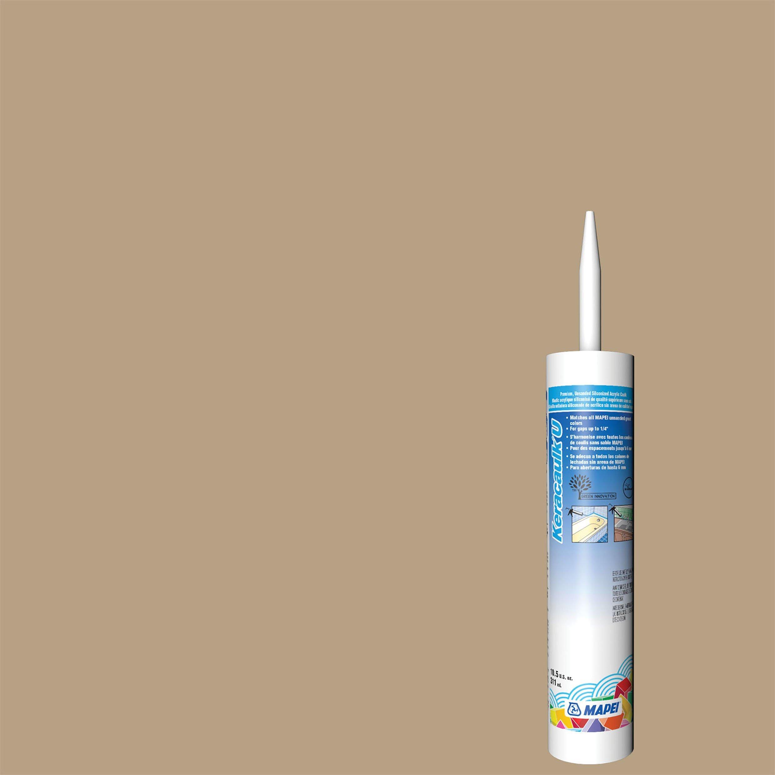 Mapei 44 Pale Umber Mapesil T Silicone Caulk 10 1 Oz