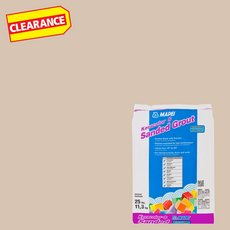 Clearance! Mapei 96 Sand KeraColor Sanded Grout