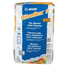Mapei Ultraflex 2 White Mortar 50lb 100037126 Floor