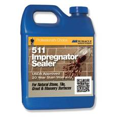 Miracle 511 Impregnator Penetrating Sealer
