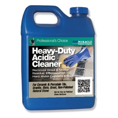 Miracle Heavy Duty Acidic Cleaner