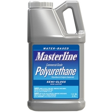 Masterline Semi-Gloss Waterbased Polyurethane