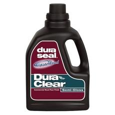 Duraseal Dura Clear Semi-Gloss Waterbased Clear Finish