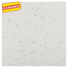 Clearance! Imperial Texture Classic White Vinyl Composition Tile (VCT) 51911