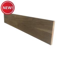 New! Primed Oak Reversible Stair Riser - 42 in.