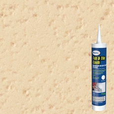 Bostik Classic Bone Tub and Tile Sanded Caulk