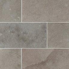 Ashford Gray Brushed Limestone Tile