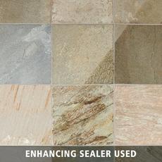 andes natural quartzite tile - 12 x 12 - 100047885 | floor