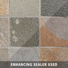 Andes Natural Decorative Slate Tile