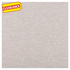 Clearance! Imperial Texture Washed Linen Vinyl Composition Tile (VCT) 51810