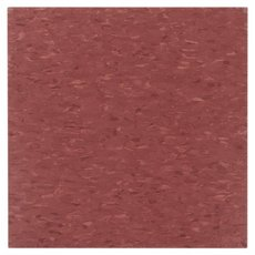 Cayenne Red Vinyl Composition Tile - VCT