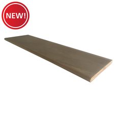 New! Oak Solid Stair Tread - 42 in.