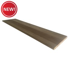 New! Oak Solid Stair Tread - 48 in.