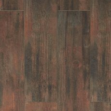 Lodge Tobacco Wood Plank Porcelain Tile