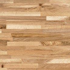 Oak Builder Grade Butcher Block Countertop 8ft.