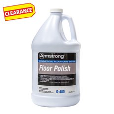 Clearance! Armstrong S-480 Commercial Floor Polish