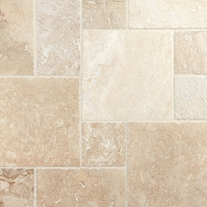Ivory Country Travertine Tile 16 X 24 100060896