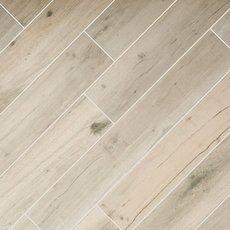Wood look tile floor decor birch forest gray wood plank porcelain tile tyukafo