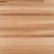 Red Oak Butcher Block Countertop 12ft.