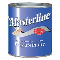 Masterline Polyurethane Satin Wood Finish