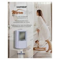 Easyheat FGS Dual-Voltage Programmable Thermostat 120-240V