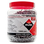 Rubi 1/8in. Leave-in Tile Spacers