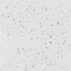 Ready To Install Sparkling White Quartz Slab Includes Backsplash   112 X 26    100066117 | Floor And Decor