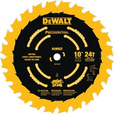 DeWalt 24 Tooth Precision Trim Blade