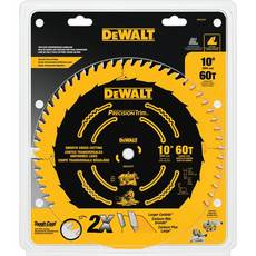 DeWalt 10in. 60 Tooth Precision Trim Blade