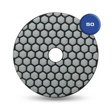 Rubi Dry Resin 50 Grit Polishing Pad