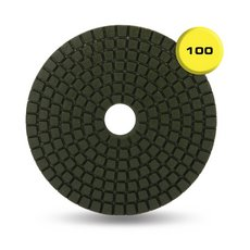 Rubi Wet Resin 100 Grit Polishing Pad