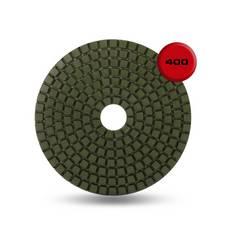 Rubi Wet Resin 400 Grit Polishing Pad