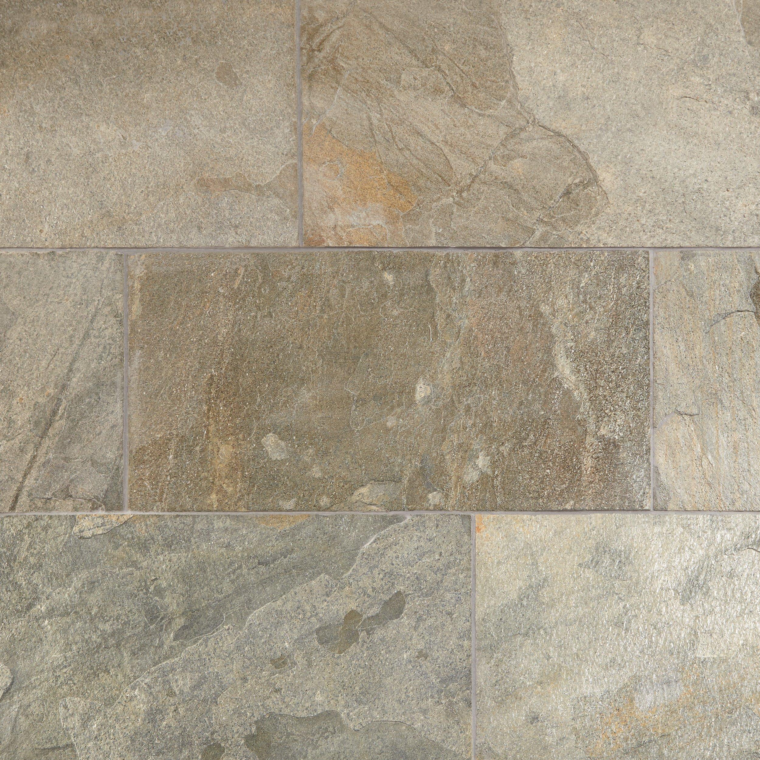 Slate Stone/Quartzite Stone Flooring