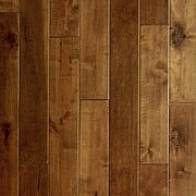 Wheat Birch Hand Scraped Solid Hardwood