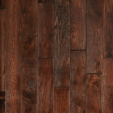 Timberclick Dali Oak Distressed Solid Hardwood