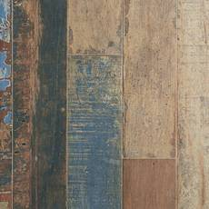 Luck Brown Wood Plank Porcelain Tile