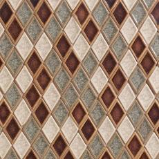 Camden Diamond Glass Mosaic