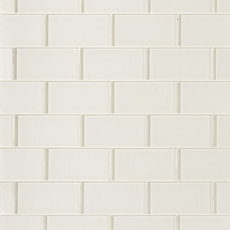 pure ivory glass tile - 3in. x 6in. - 100086230 | floor