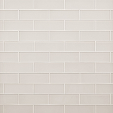 Ivory Glass Tile
