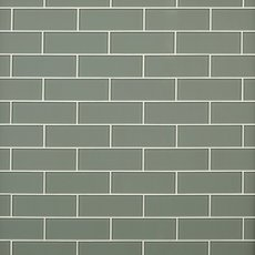 Sage Glass Tile